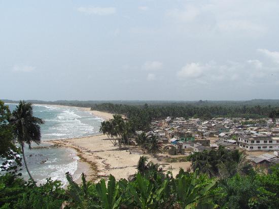 Princess Town, Ghana