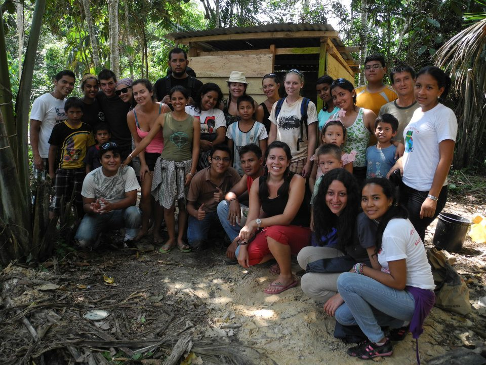 Operation Groundswell and Mayantu join volunteer forces to create Mayanswell!