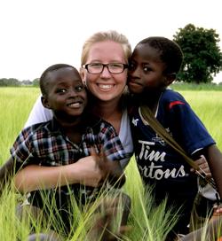 - Hannah (West Africa 2012)