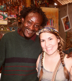 - Lindsey (East Africa 2012)