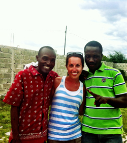 - Natalie (Haiti 2012)