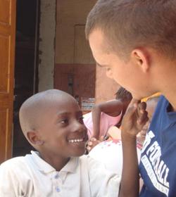 - Tayler (Haiti 2012)