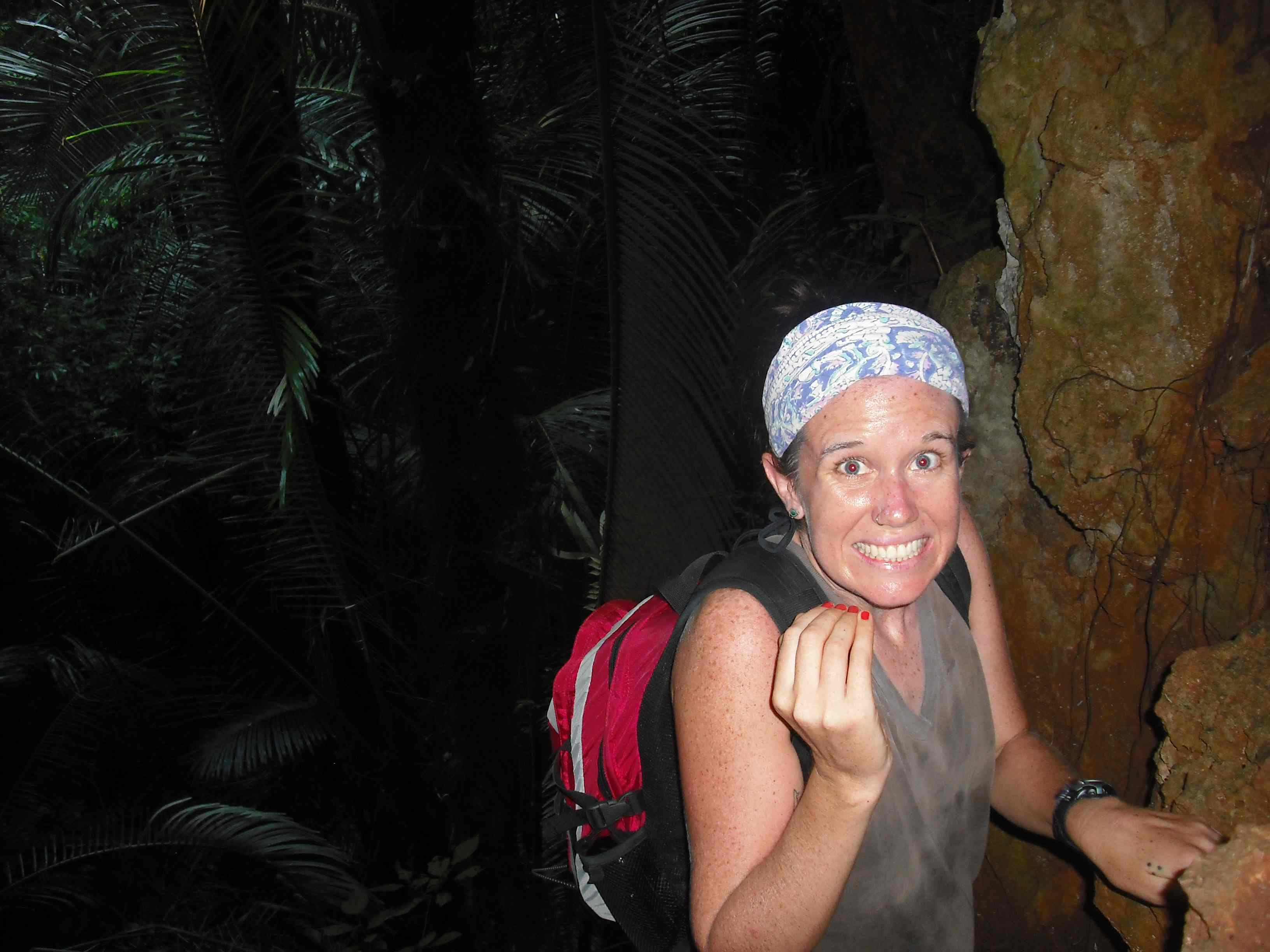 Stephanie Price - Backpacking with a Purpose