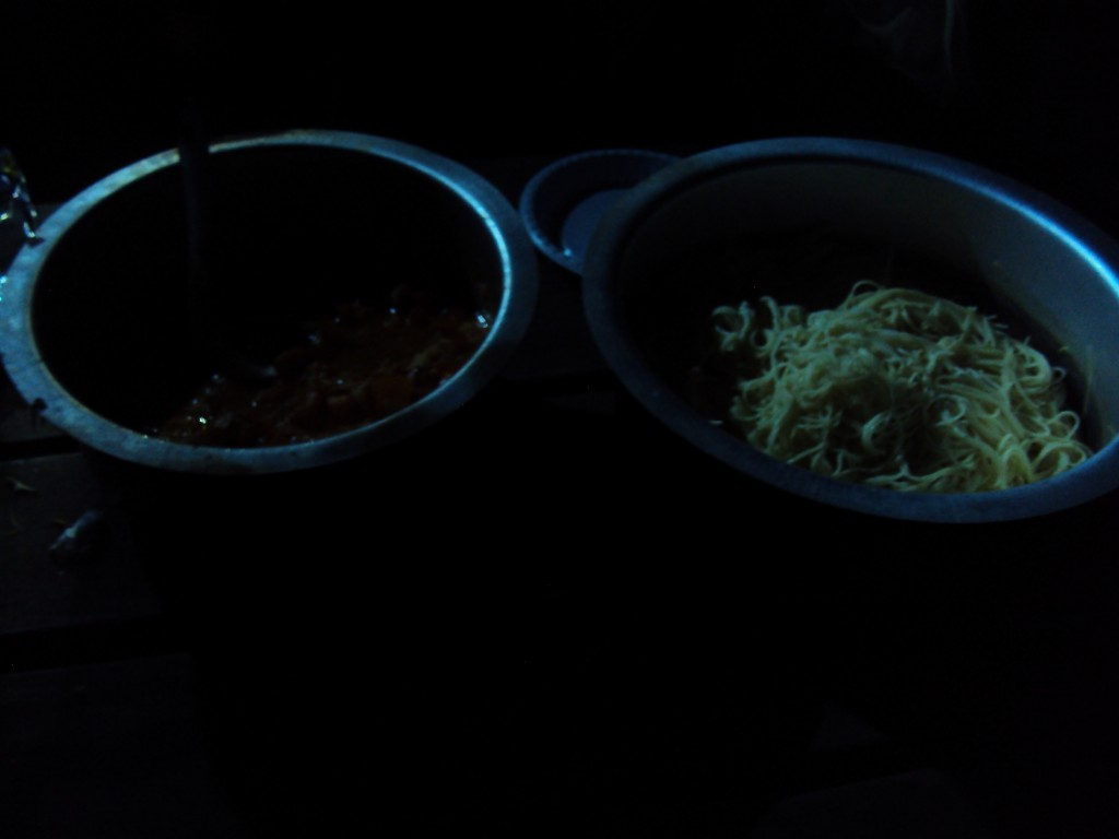 Campfire Spaghetti 4lyfe