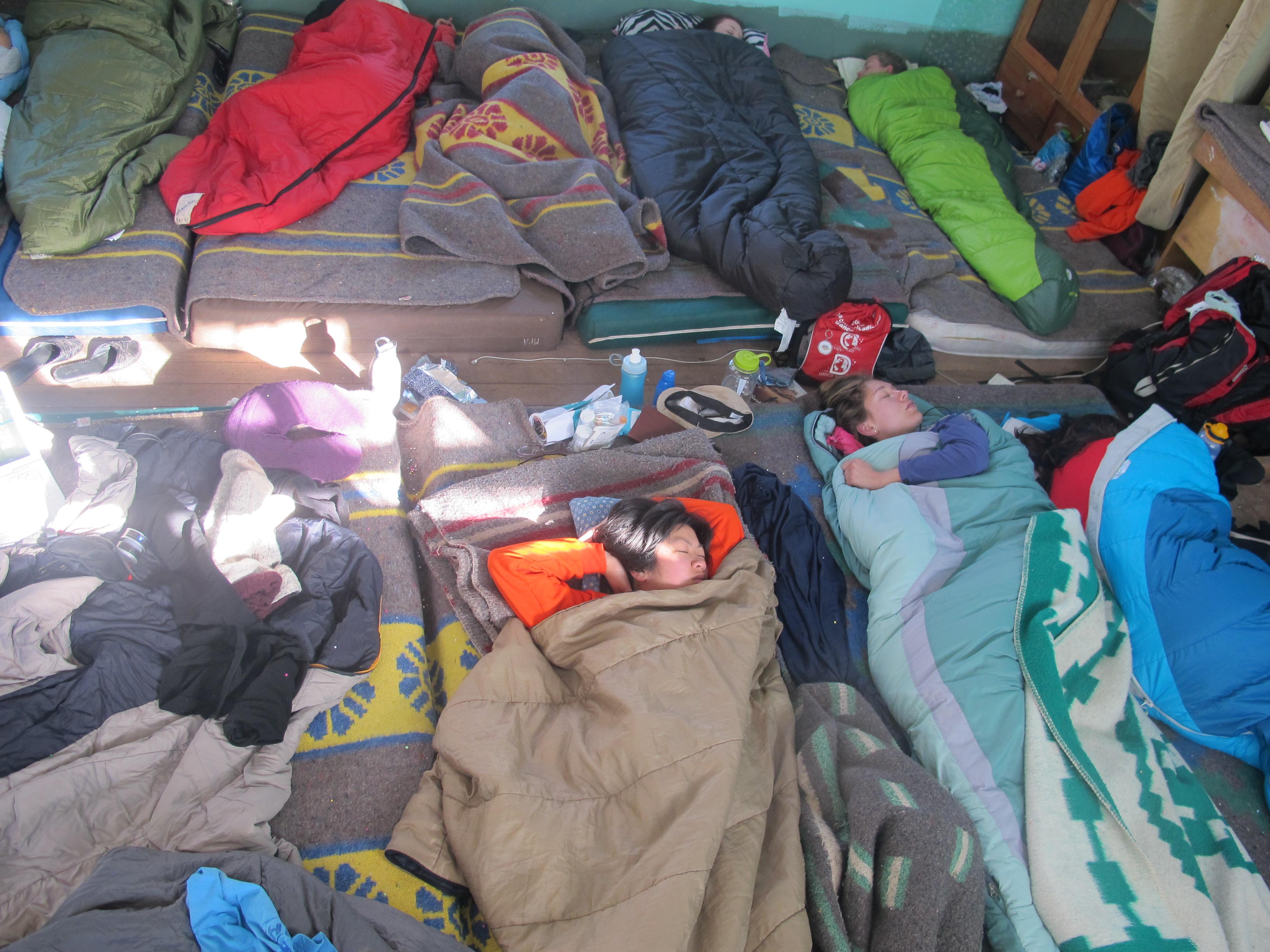 llacta slumber party