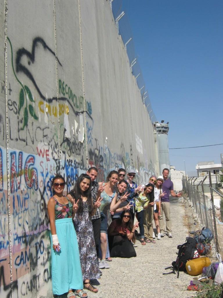 The Wall in Bethlehem