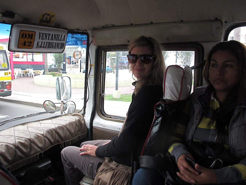 Lima bike tour
