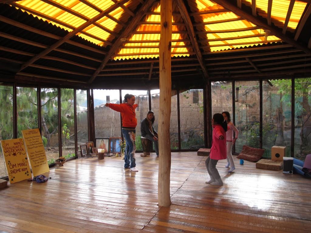 global dance beats in Peru!