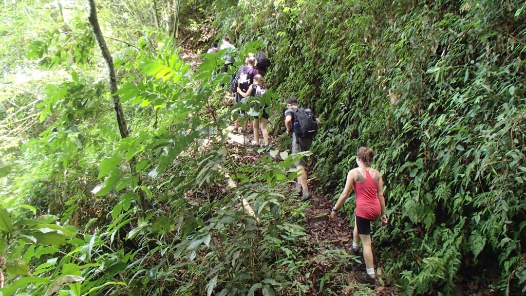 Exploring Ghana's natural landscape