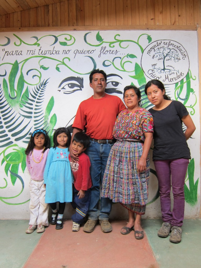 Armando and his family