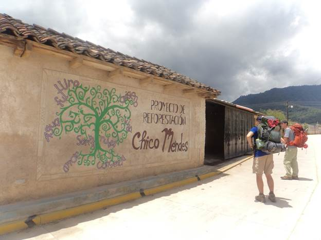 Chico Mendes Reforestation Project