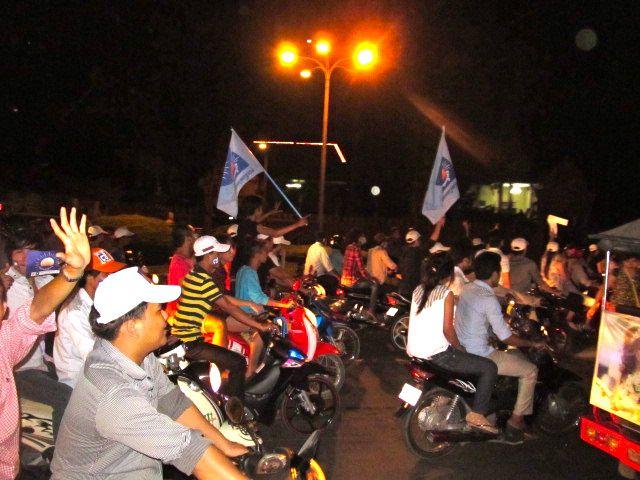 Cambodia elections