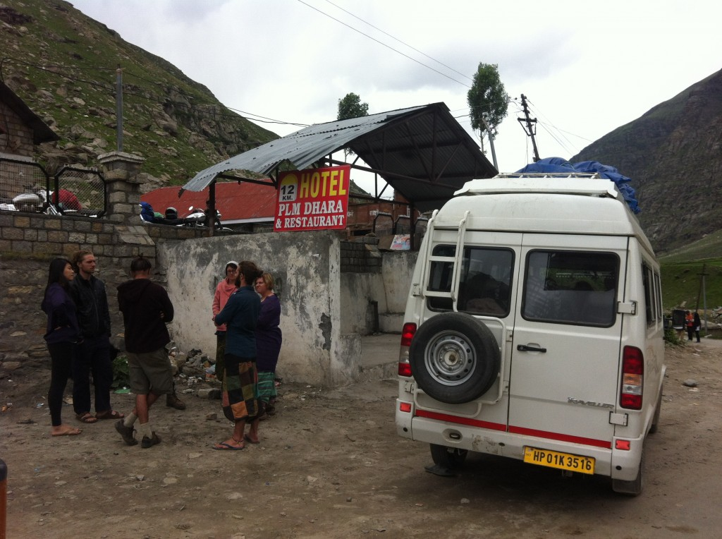 Bus to Leh, India