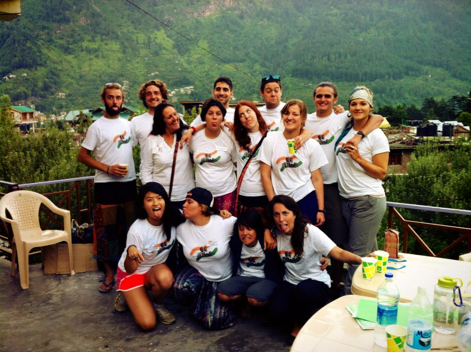 Manali Group Shot Silly