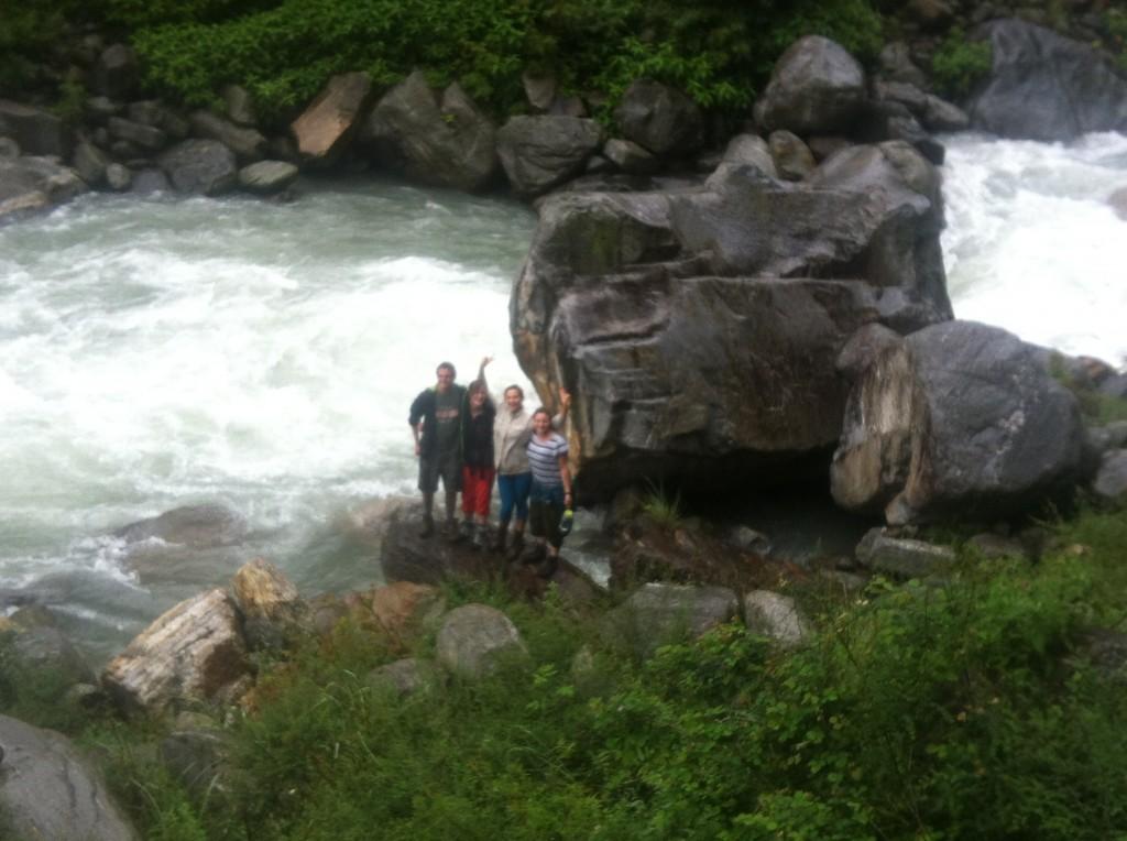 Hiking in Manali