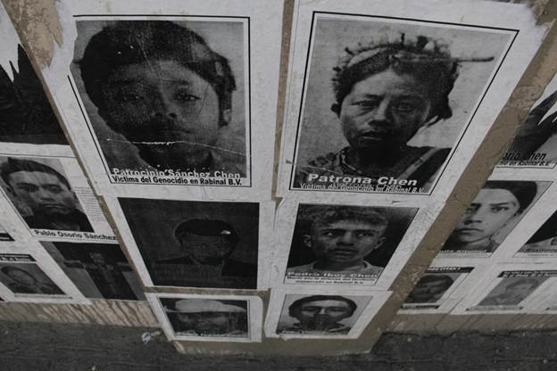 Disappeared persons in Guatemala