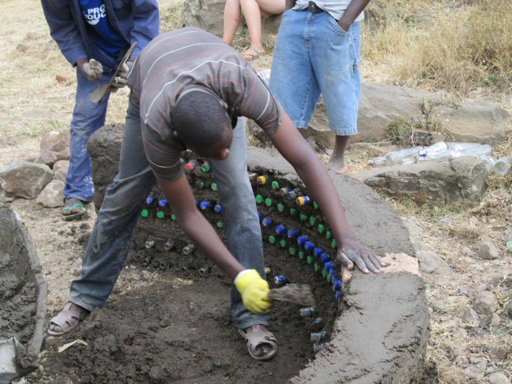 Peace Bench in Kisumu, Kenya