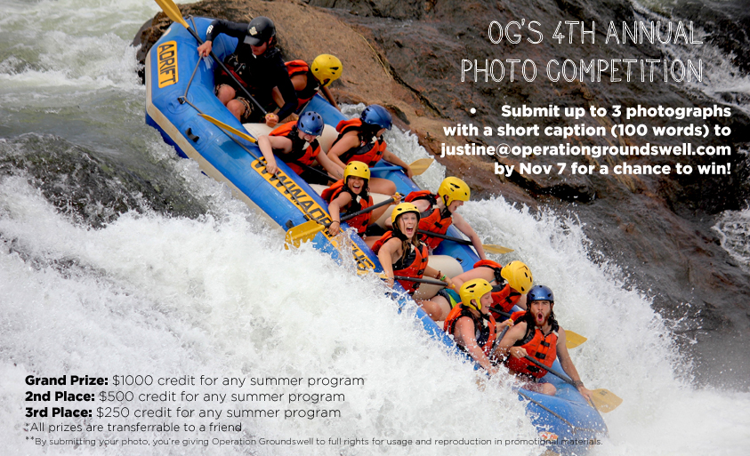 OG's 4th Annual Photo Competition