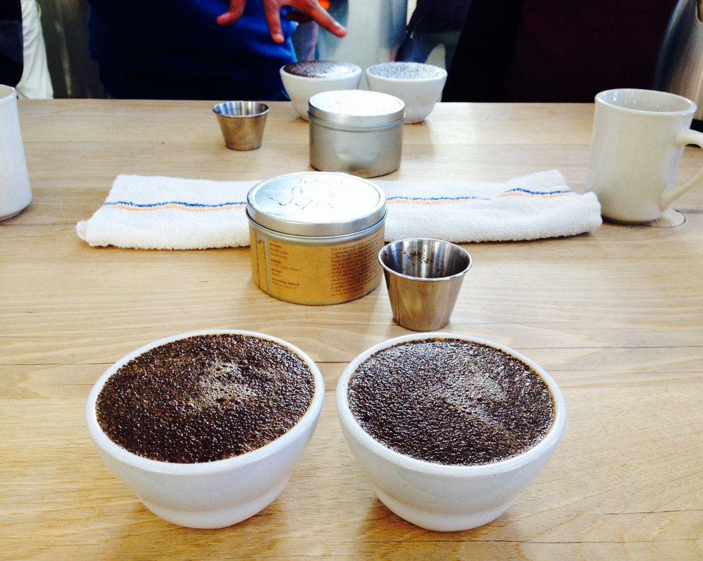 What makes the perfect cup of coffee?