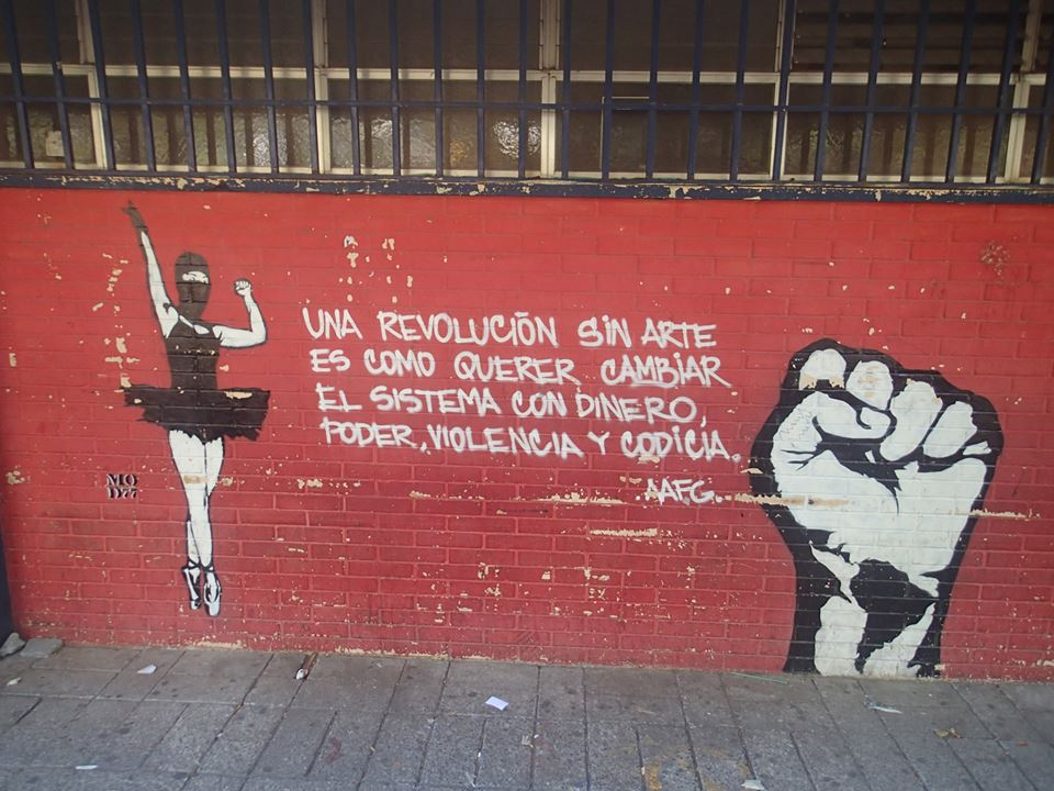 Guatemalan street art