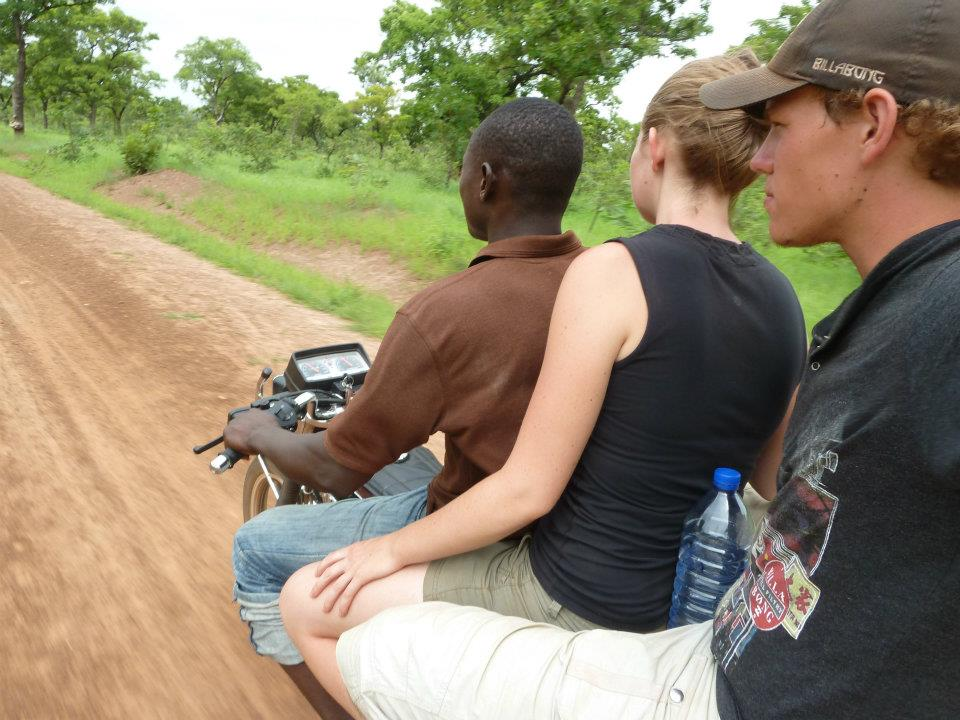 Ghanaian Adventures