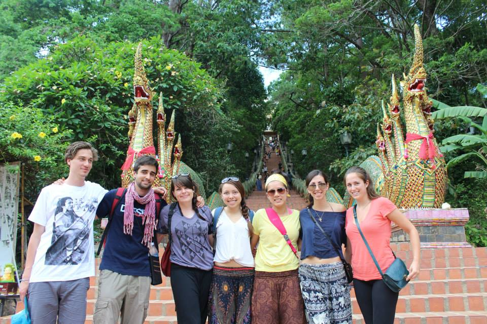 Southeast Asia temple hopping
