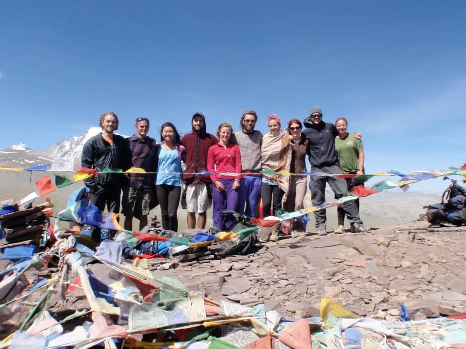High-Altitude Team
