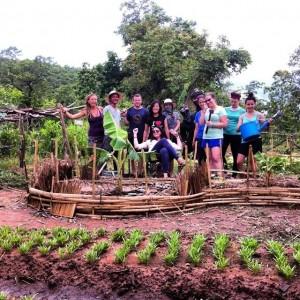 Permaculture in Batambang