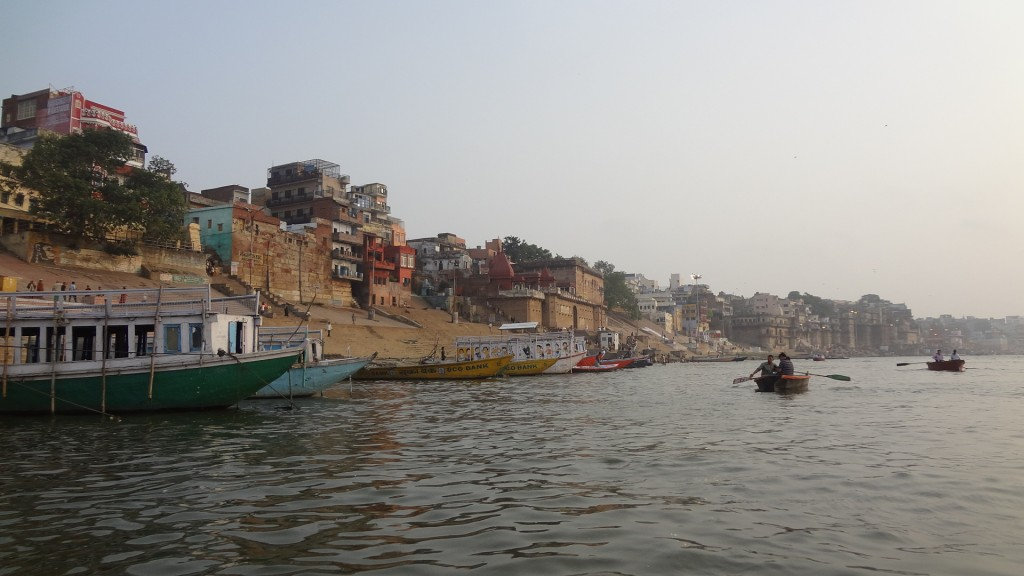 Ghats and Ganga