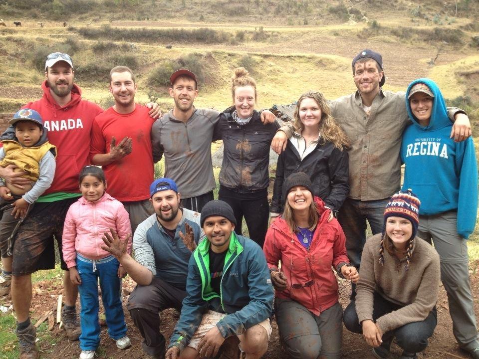 2014 Peru: Mind & Body team