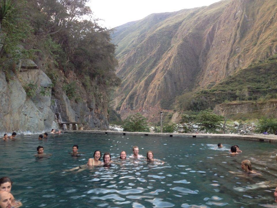 Hot Springs Break