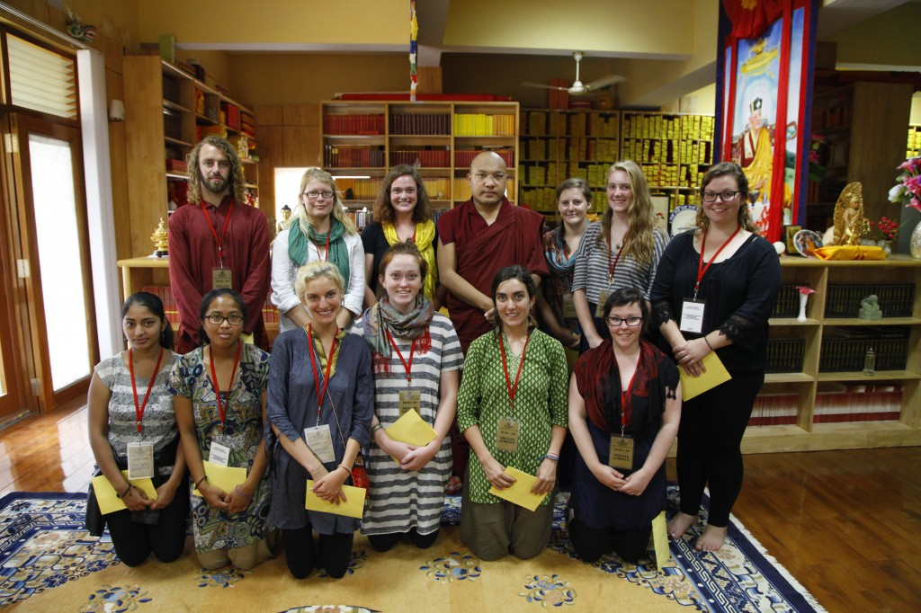2014 Gender and Religion team