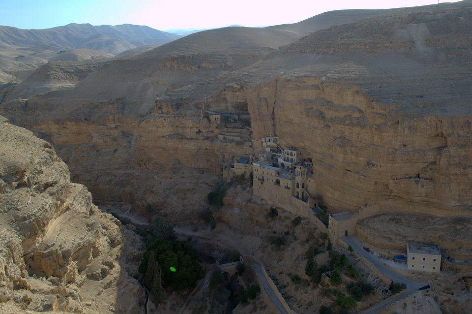 Monastery on a Mountain