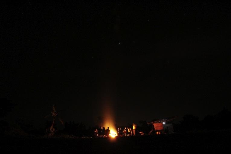 Night life in Kampala