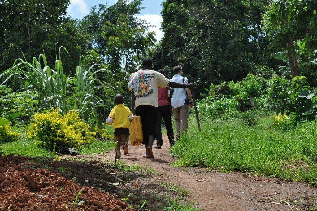 Finishing Coops in Kampala