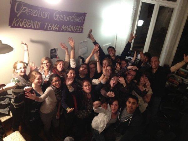 Operation Groundswell Alumni Love