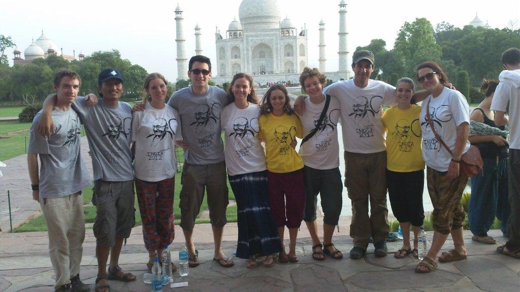 2012 India crew