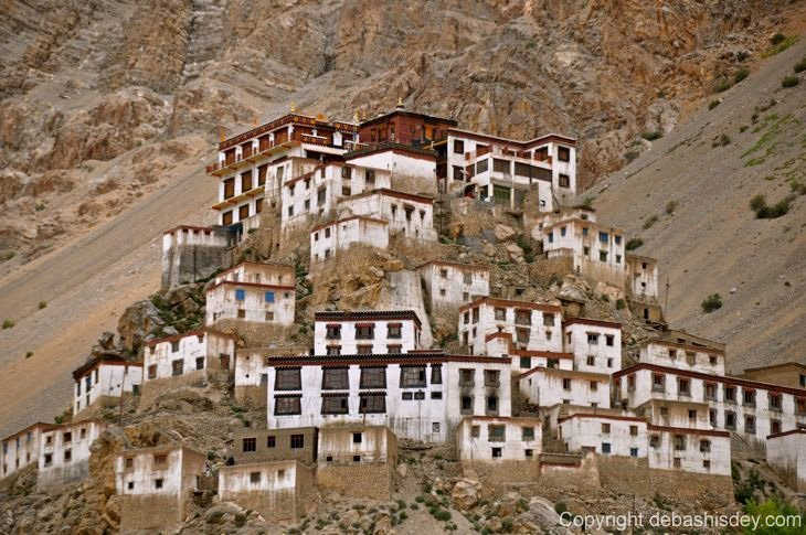 Spiti Valley Monastery