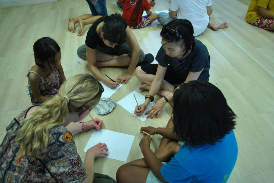Learning Thai with Sikkha Asia Foundation