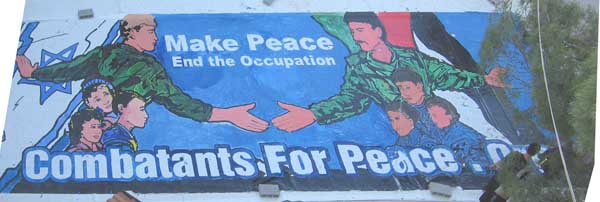Combatants for Peace. Photo by: iwagepeace.org